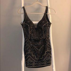 Alyce Paris 2 piece homecoming dress